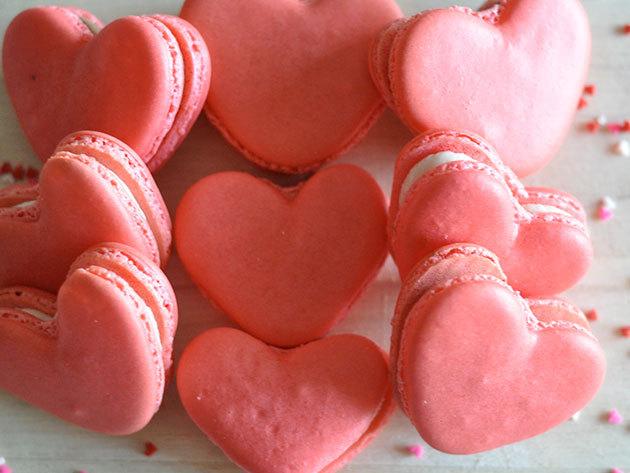 Valentin-napi Macaron Élménytanfolyam a Bourbon Konyhában - febr. 12., 17:00