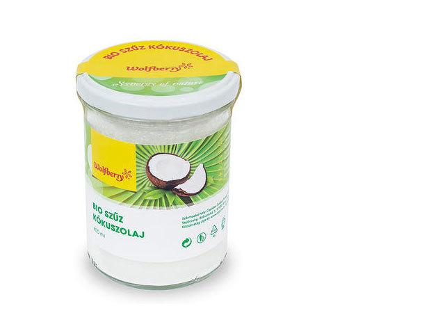 Wolfberry BIO szűz kókuszolaj 400 ml