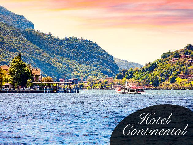 Tavaszváró kikapcsolódás a festői Iseo-tó mellett, Olaszországban - 3, 4 vagy 5 nap szállás reggelivel - Hotel Continental Lovere