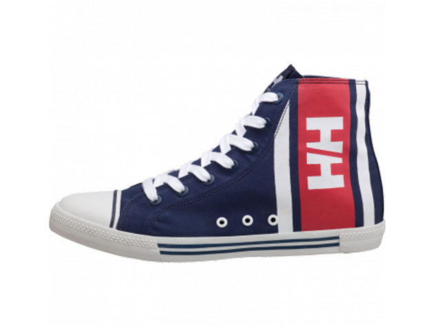 Helly Hansen NAVIGARE SALT NAVY / RED / WHITE 40.5/7.5 (10668_597-7.5)