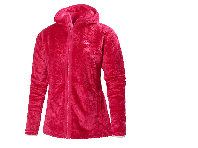 Helly Hansen W PRECIOUS FLEECE JACKET MAGENTA XL (51700_145-XL)