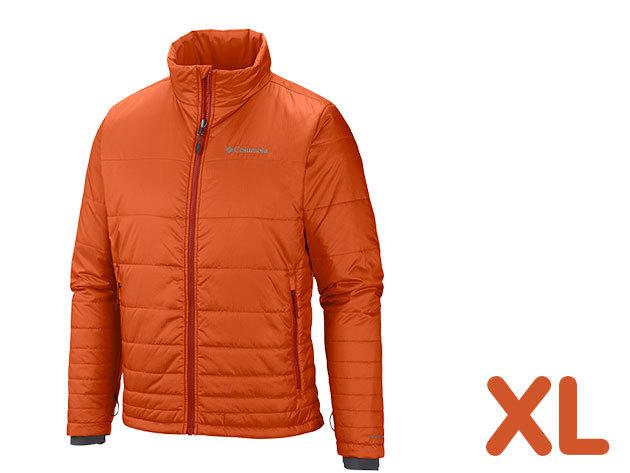 COLUMBIA átmeneti kabát férfiaknak - XL méret