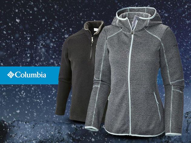 d9a07b13dff8 COLUMBIA Altitude Aspect™ női kardigán és Terpin Point™ férfi pulóver -  meleg, lélegző, puha polár anyagból