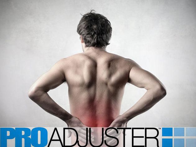 ProAdjuster gerinc-, és ízületi diagnosztika a Bodymap-nál, a KÖKI Terminál közelében
