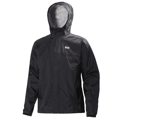 Helly Hansen LOKE JACKET EBONY M (62252_980-M)